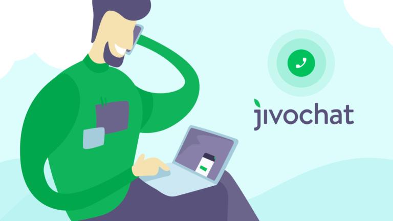 Jivochat Canlı destek
